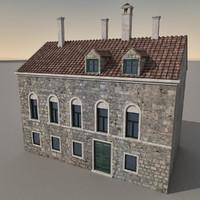 Italian Building 037