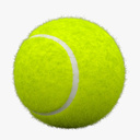 tennis ball 3D models