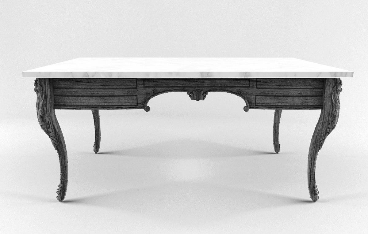 max dining table: bespoke yoo