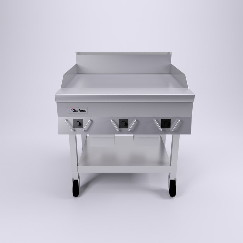 3ds max garland griddle