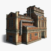 3ds max brick factory