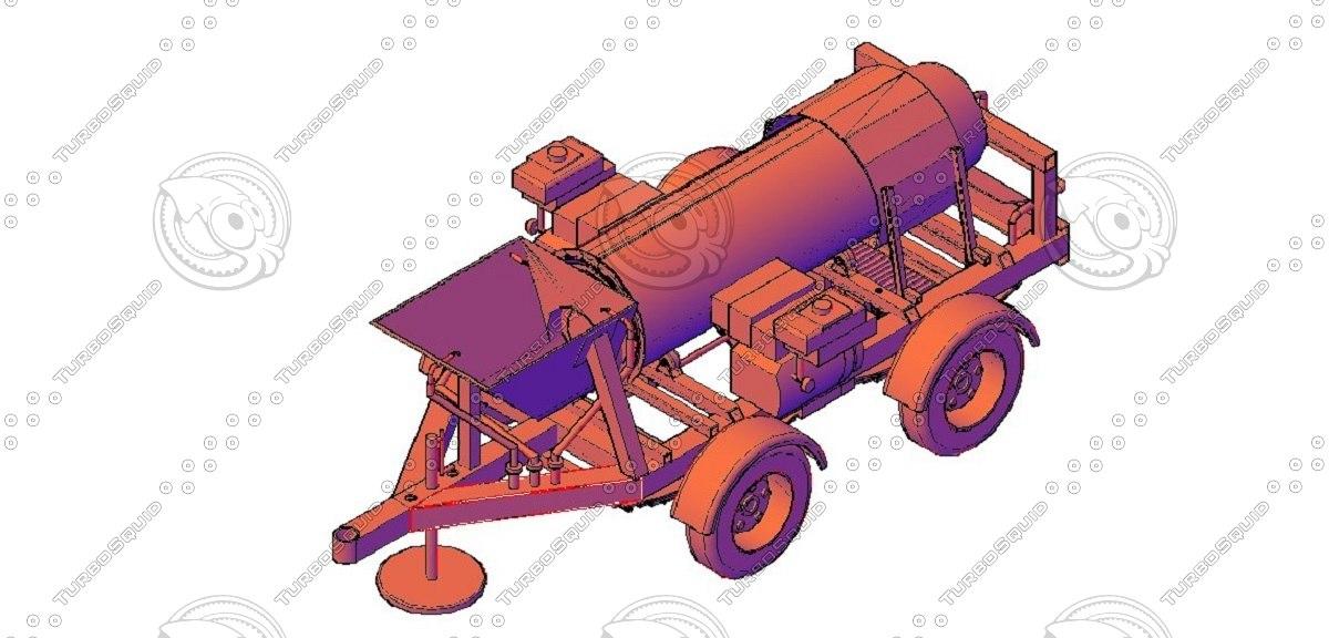 x gold trommel 2 axles