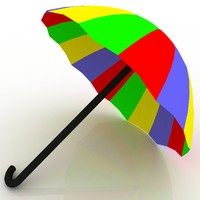 3ds umbrella outdoor