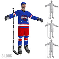 hockey player max