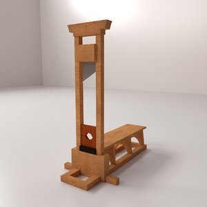 3d guillotine