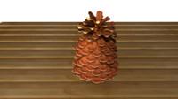 3d model strobili cones