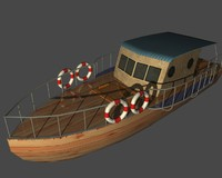 3ds max boat games