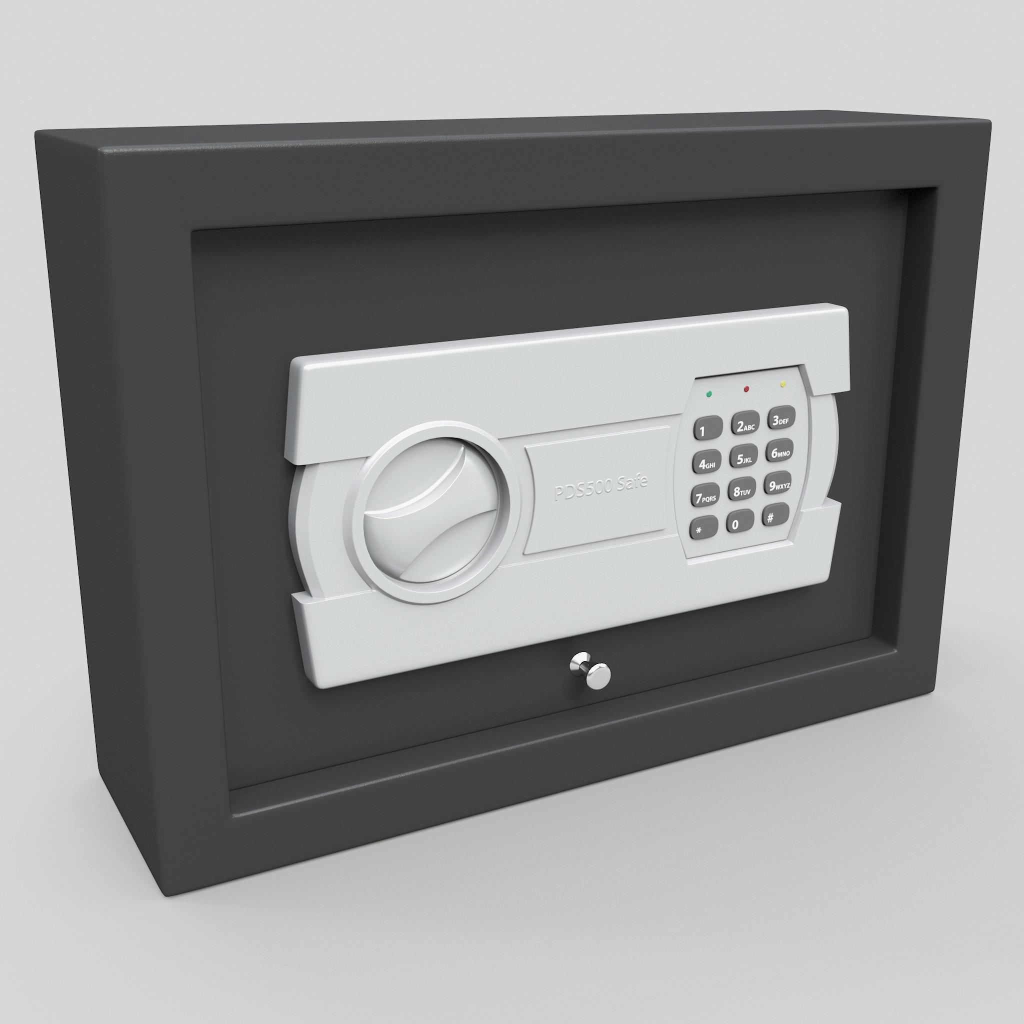 3d drawer safe stack-on pds-500 model
