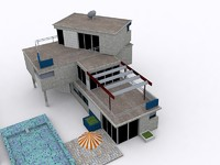 house constructor 3d 3ds