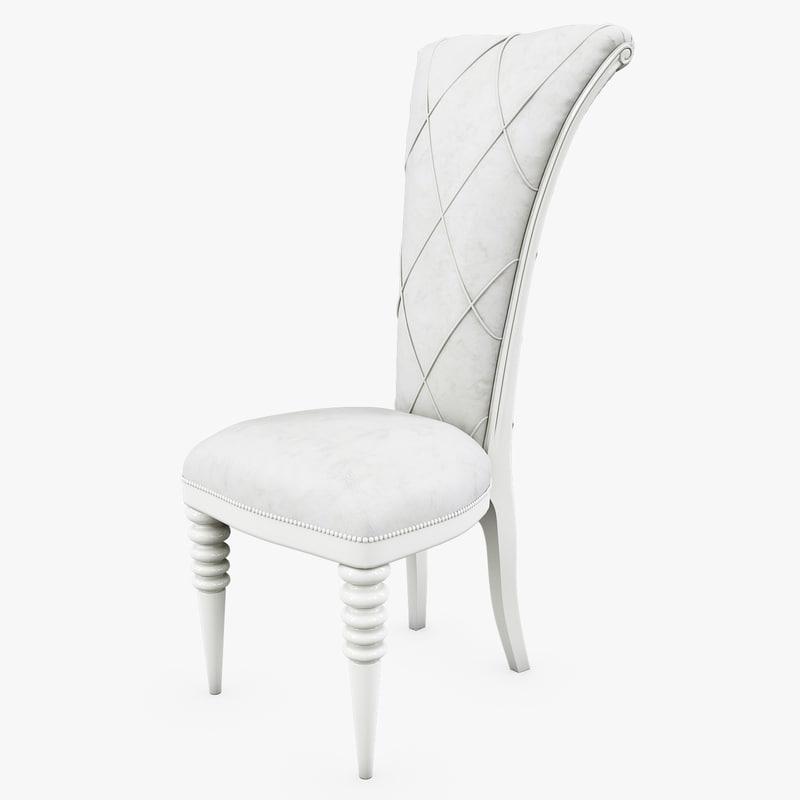 altamoda cg20tc chair 3d model