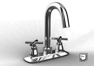 3d bathroom faucet 10