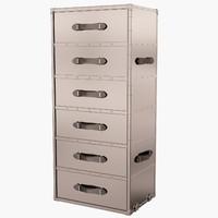 3d model eichholtz cabinet catalina