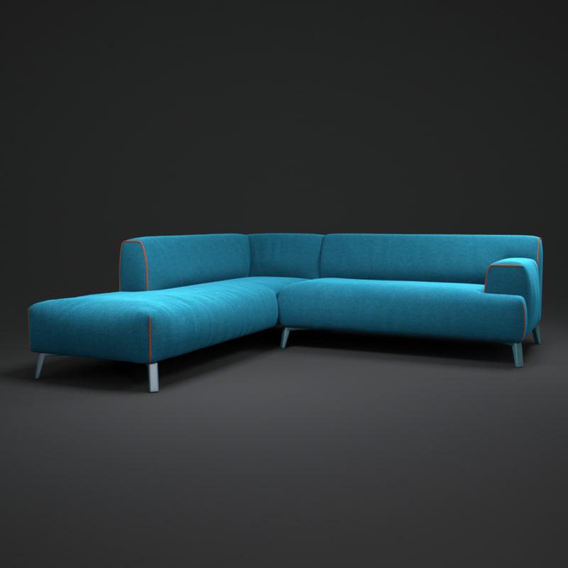 maya leolux sofa