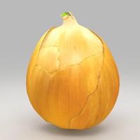 onion 3d max