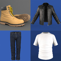 Man's Clothing Pack