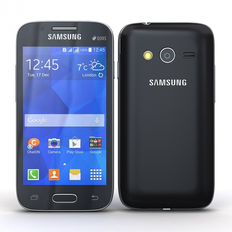 samsung galaxy ace nxt 3d 3ds