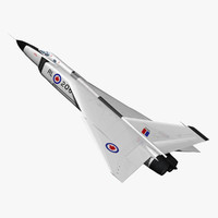3d avro arrow