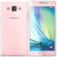 samsung galaxy a5 pink 3d model