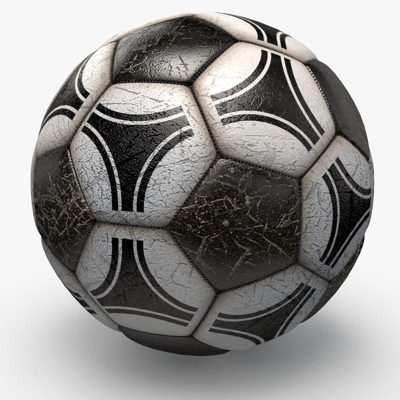 3d soccerball pro ball