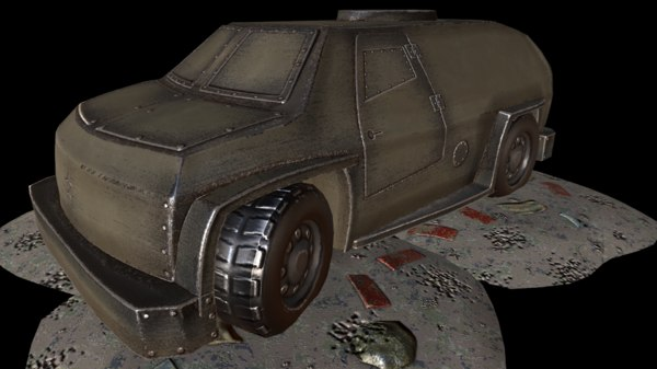 armored cars max