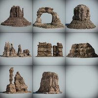 Desert Rock Collection 03
