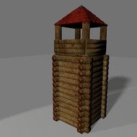 obj defence tower