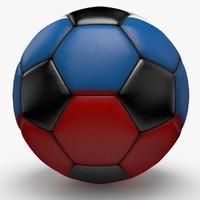 soccerball pro ball black max