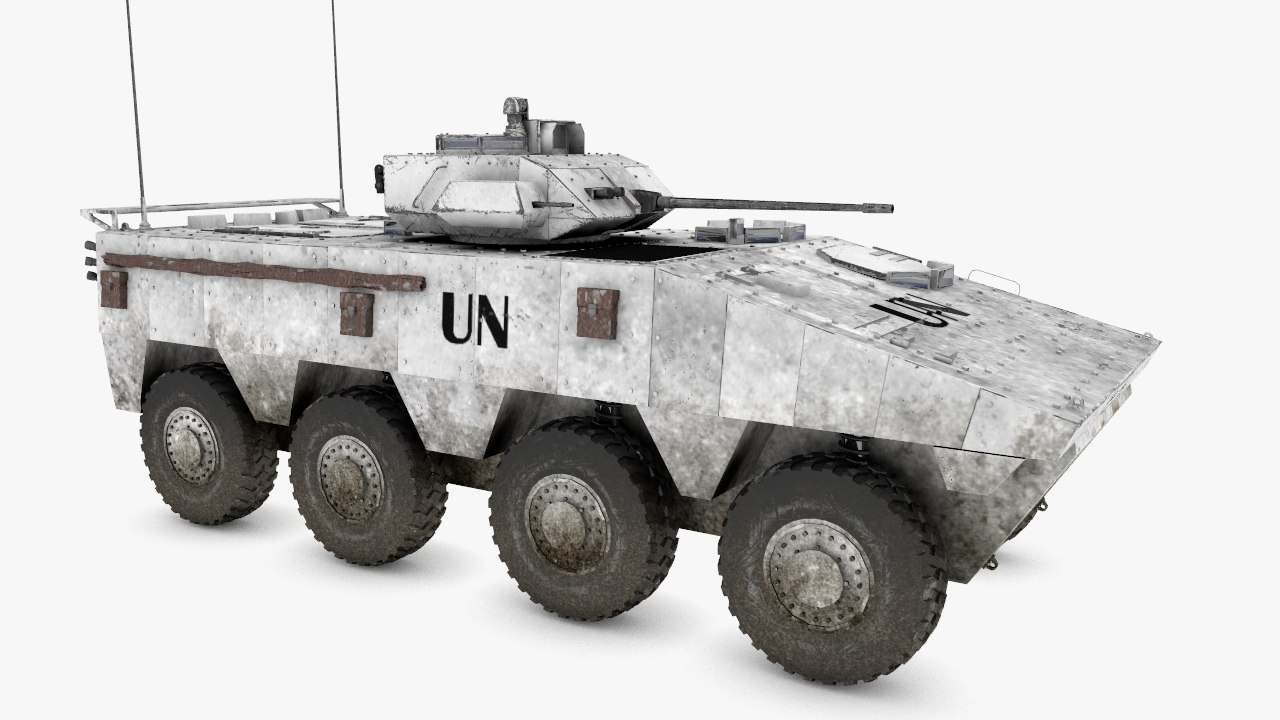 3d armored french aifv