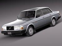 Volvo 240 Sedan 1993