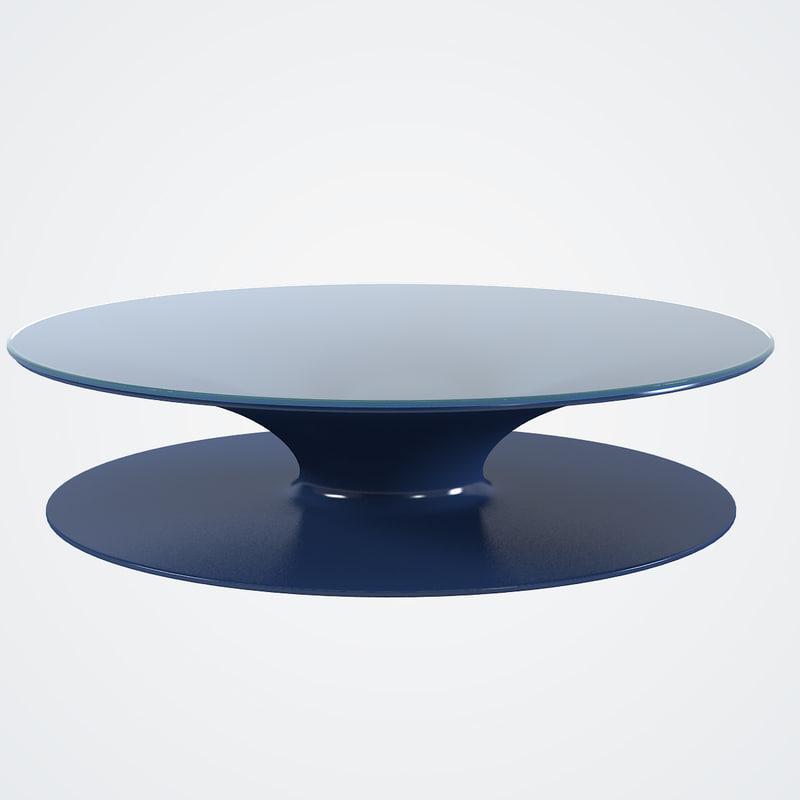 salotti s p coffee table 3d max