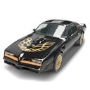 muscle car 3D models