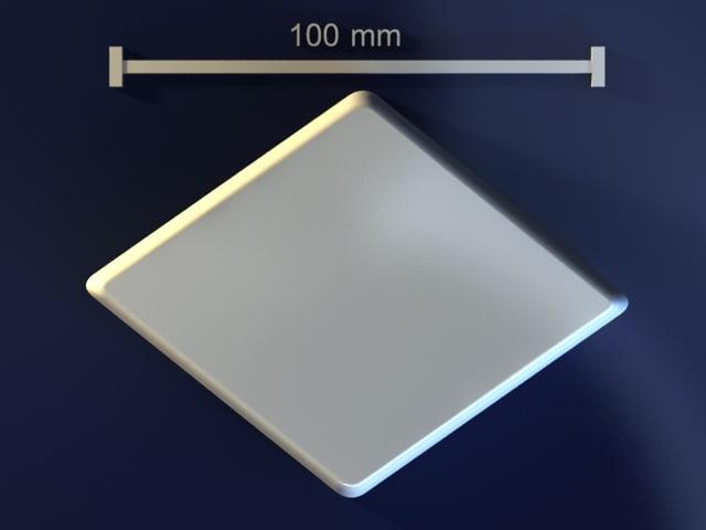 free max model rhombus mold hand