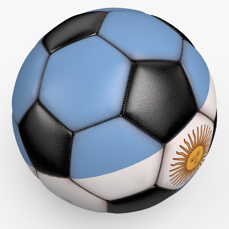 soccerball pro ball black 3ds