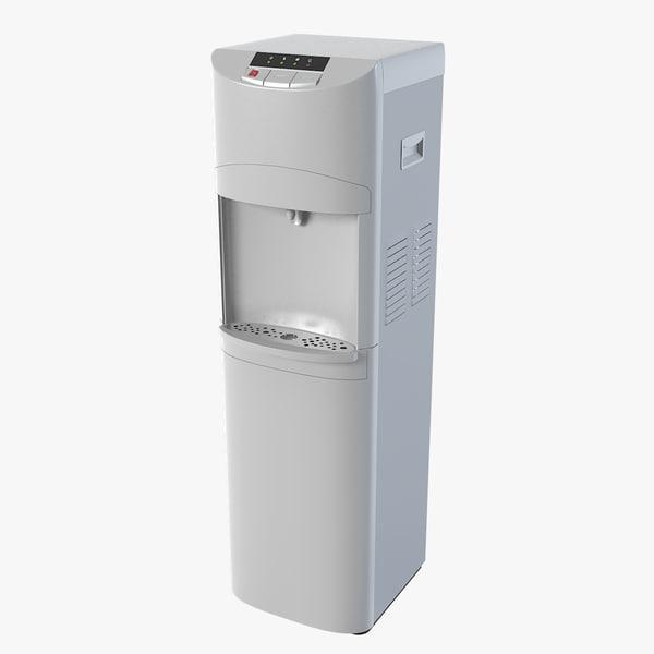 3d water cooler hotfrost 45