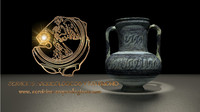 obj nasrid pottery