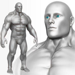 3d sculpt zbrush model