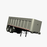 East Mfg. 26ft Tandem Dump