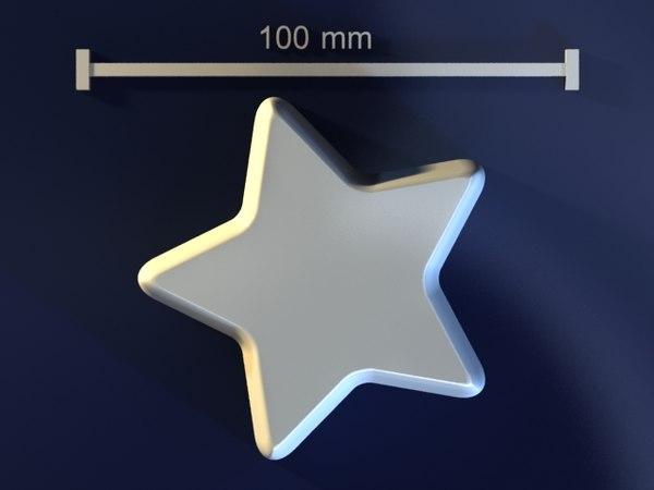 star mold hand max free