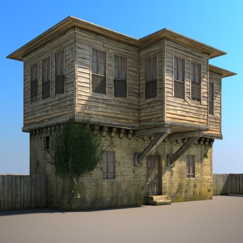 3d en house