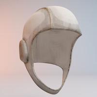maya ww2 pilot helmet