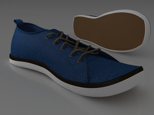 sneakers 3d 3ds