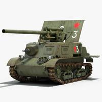 ZIS 30 Anti Tank Howitzer