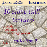 stone wall collection 2