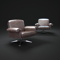 3ds max de-sede-desede-chair