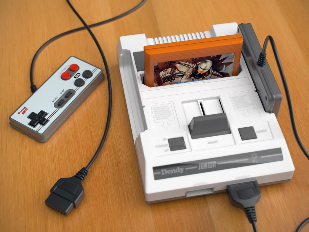 Building An Old Nintendo Game Console