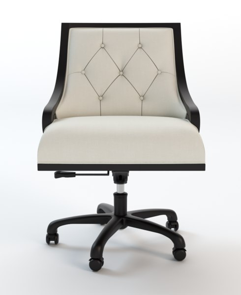 megeve dining chair 3ds
