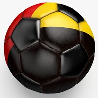 3ds soccerball pro ball black