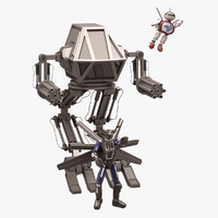 Robot Set (3 ROBOTS)