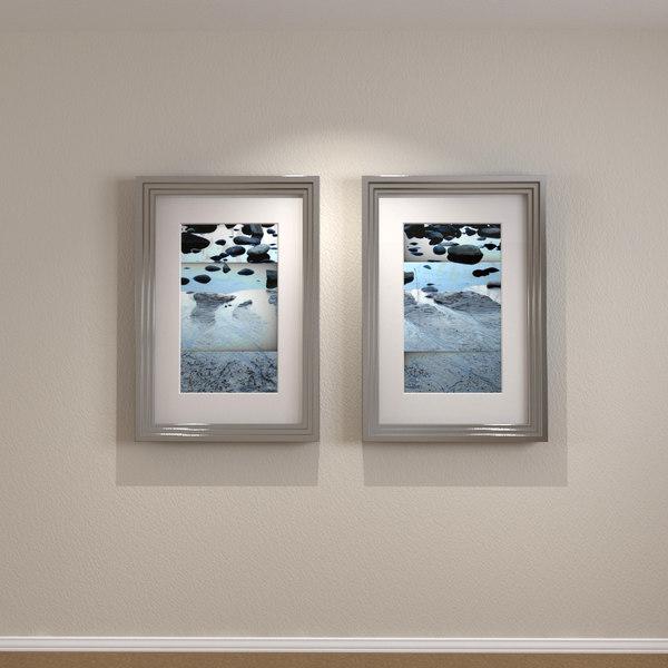 art frame 3-tier chrome max
