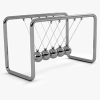 Animated Newton Cradle